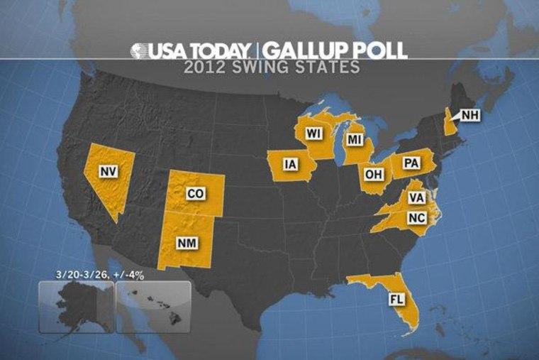 Female voters' exodus away from Romney
