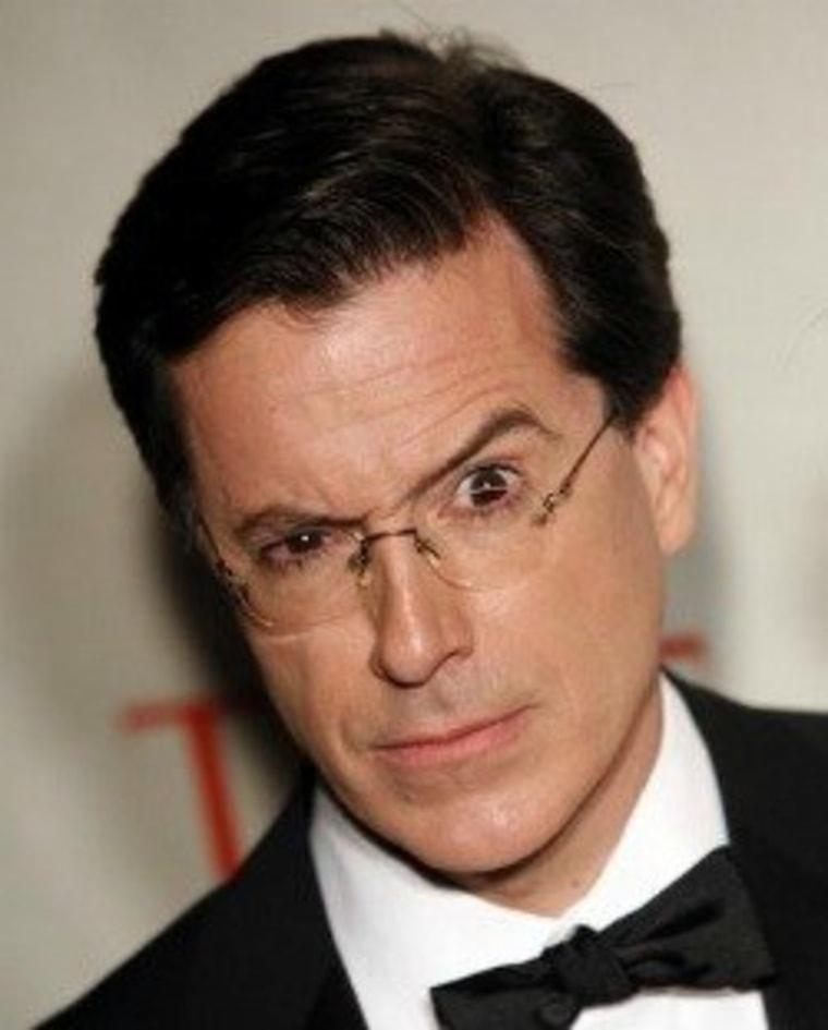 Colbert Report suspended for 'family emergency'