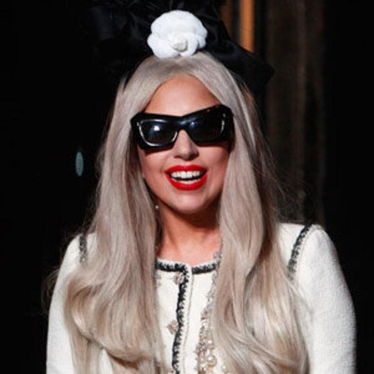 Lady Gaga (file)