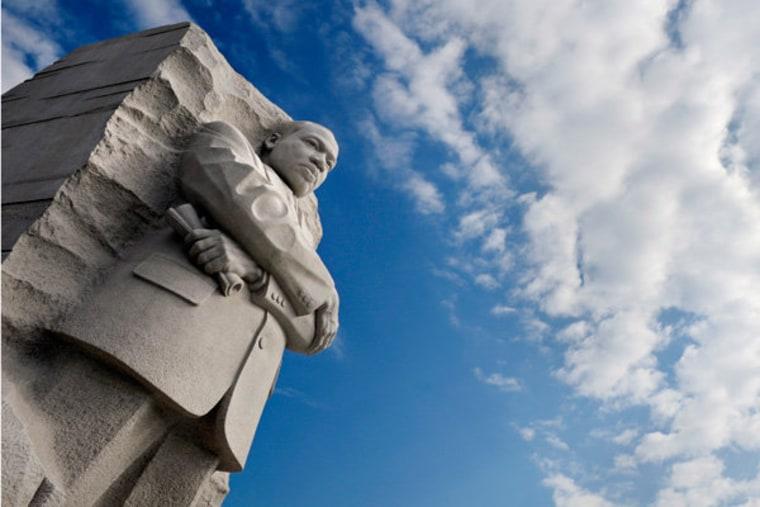 Martin Luther King Jr. National Memorial (file)