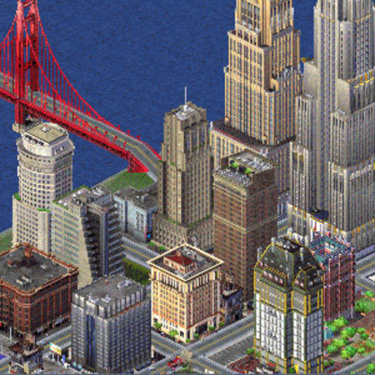 SimCity: The foundation of a tax plan?