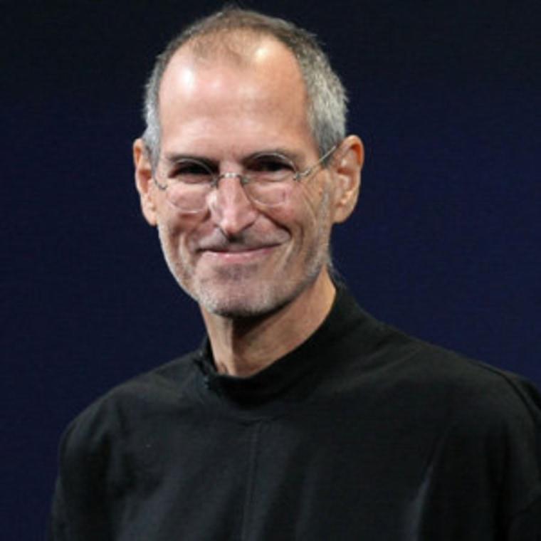 Steve Jobs in 2009