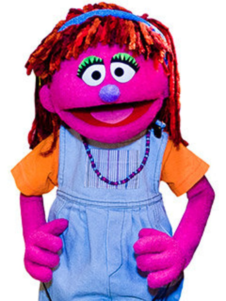The Muppets of Sesame Street will take on poverty and hunger with their newest friend, Lily.