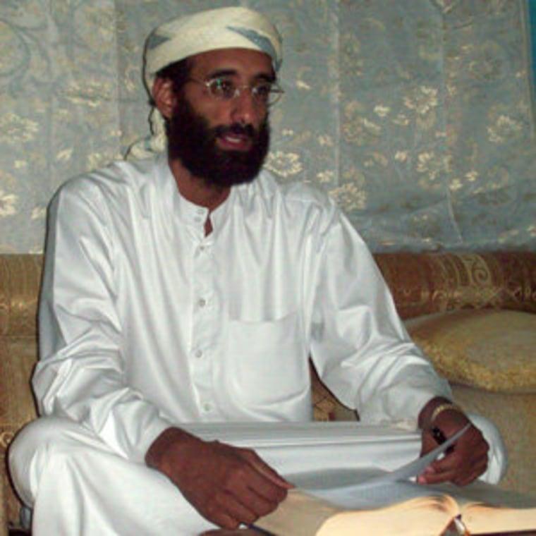 Anwar al-Awlaki in 2008
