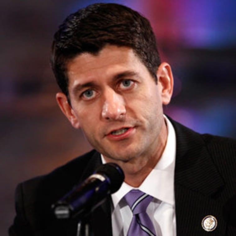 Rep. Paul Ryan (file)