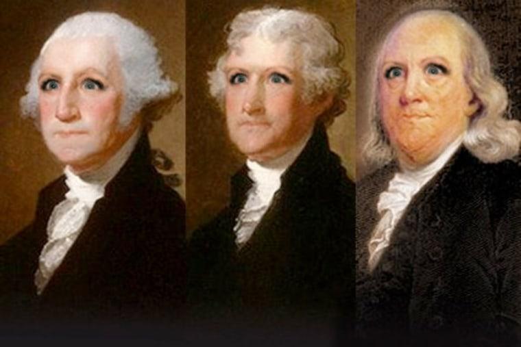 Bachmann eyes in new meme