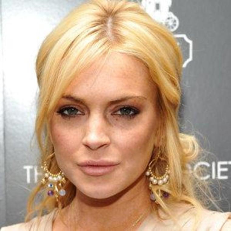 Lindsay Lohan (file)