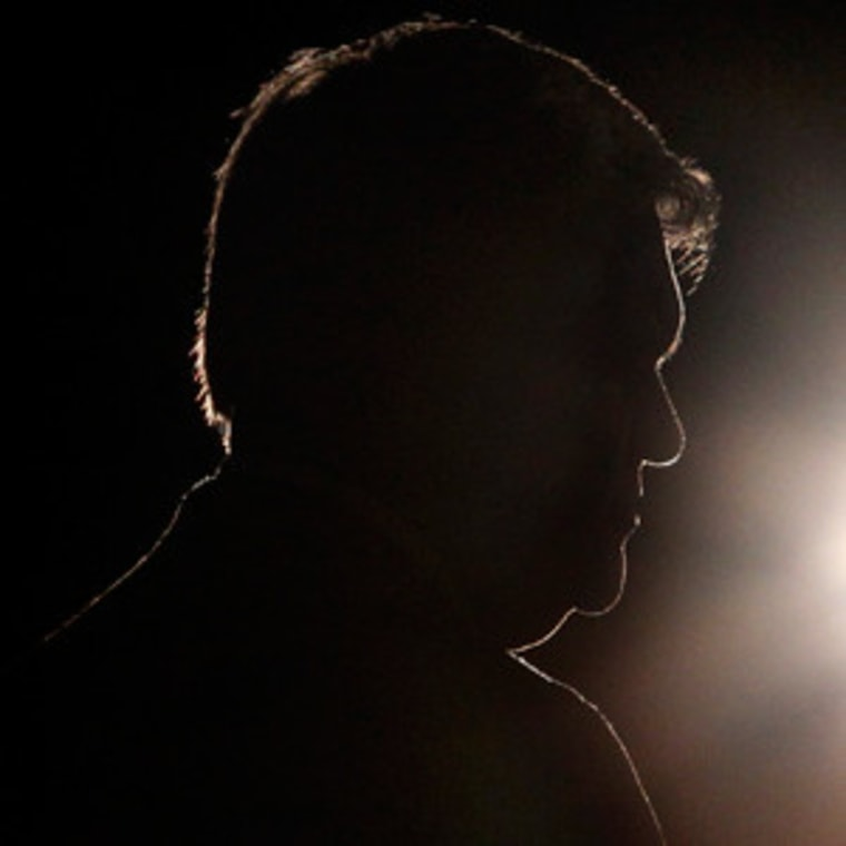 The spotlight dimming on Republican presidential hopeful Newt Gingrich (file)