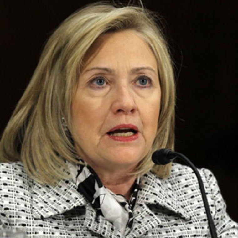 Sec. Clinton (file)