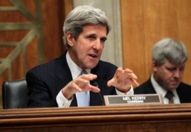 John Kerry heading to Pakistan
