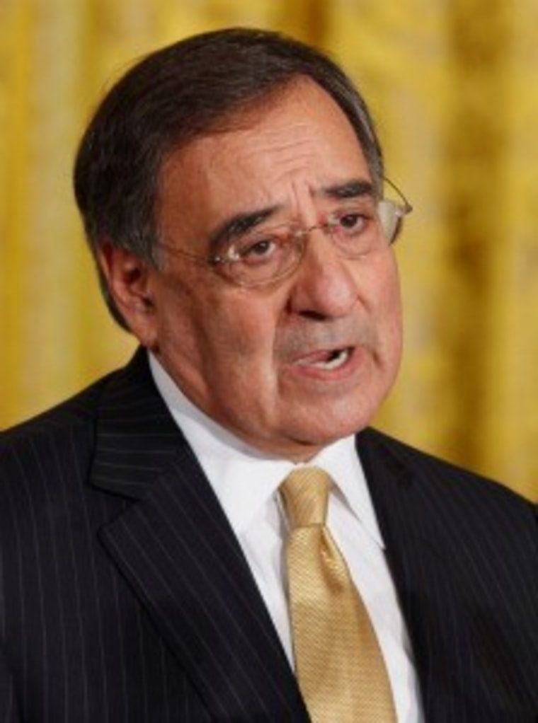 Leon Panetta's path less traveled