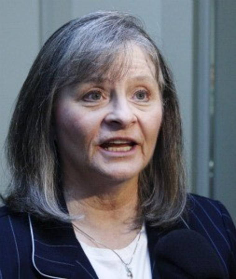 State Rep. Sally Kern/(R) Oklahoma City