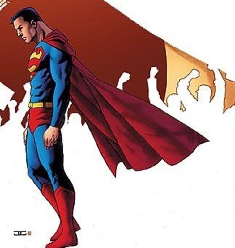 Superman vs. right-wing blogosphere