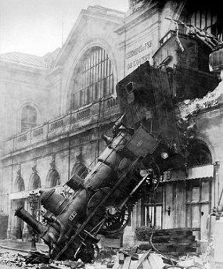 Reports of a 'train wreck' have been greatly exaggerated