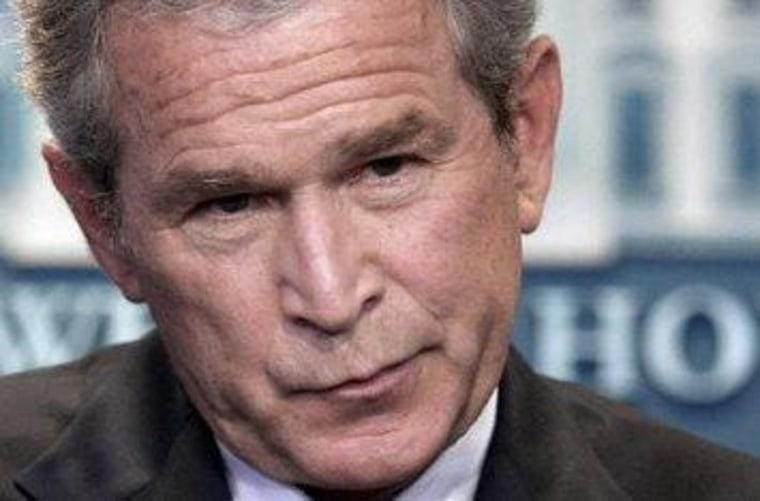 How not to rehabilitate a failed president