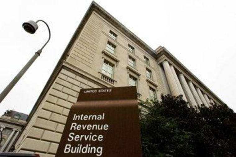 Inspector General finds a confused, mismanaged IRS