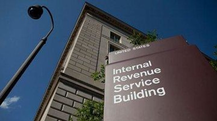 From bad to worse at the IRS