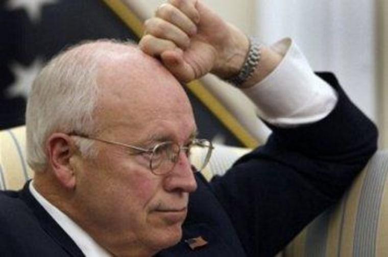 A classic Cheney modifier