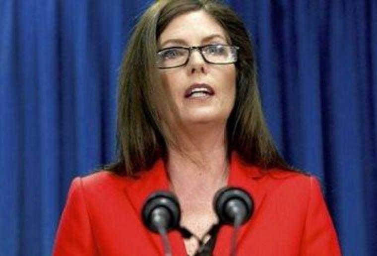 Pennsylvania Attorney General Kathleen Kane (D)