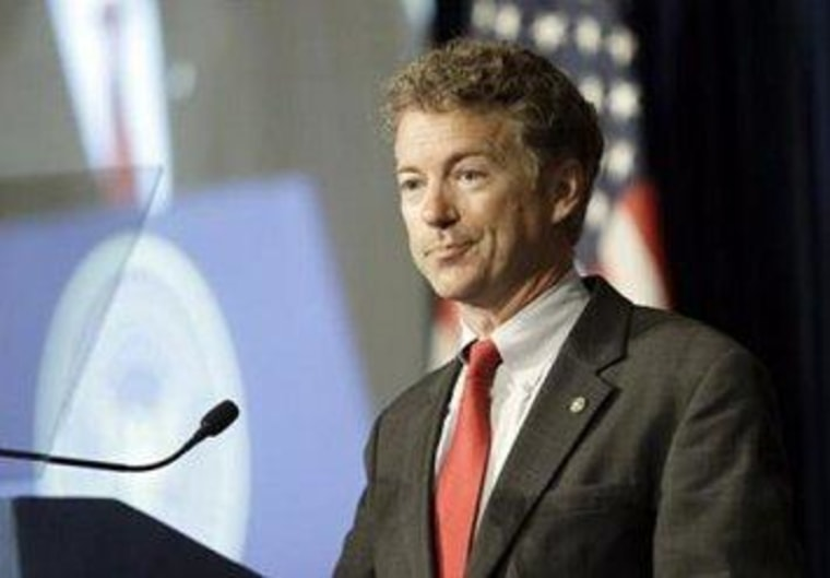 Rand Paul defends secessionist staffer
