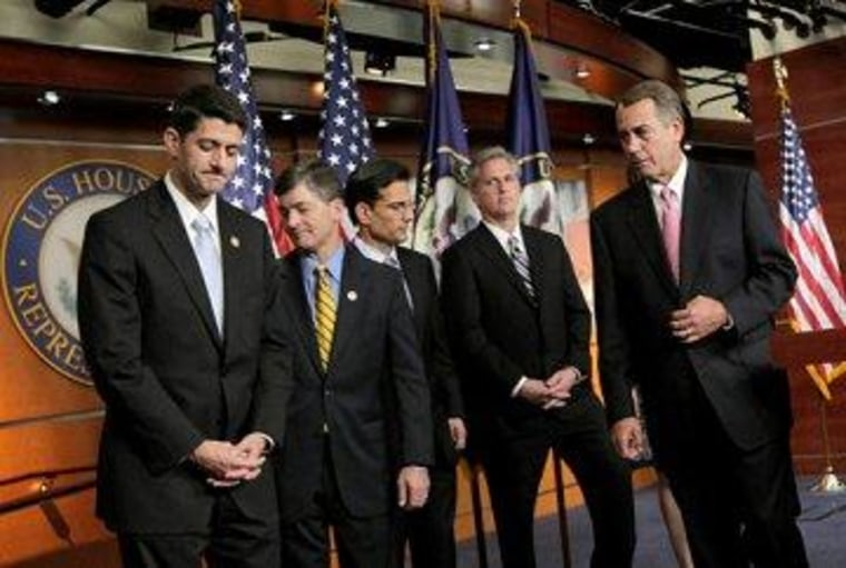 House GOP pushes immigration reform to the brink