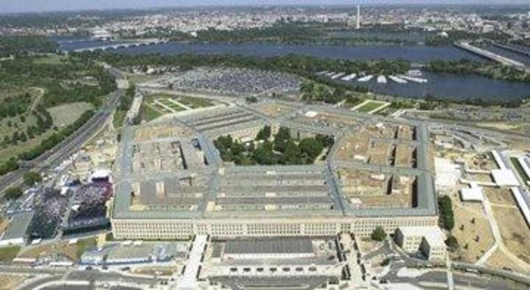 The Pentagon furloughs the political world ignores