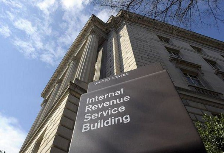 The IRS 'scandal' evaporates into nothing