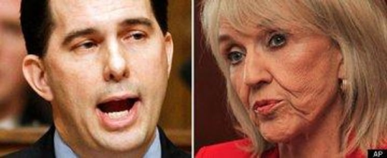 When Walker pulls a Brewer on immigration