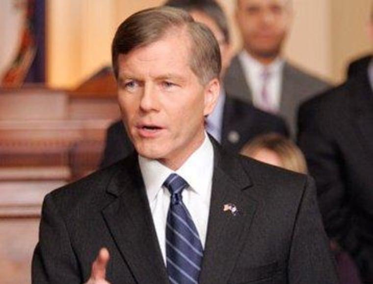 Virginia Dem calls for McDonnell's resignation