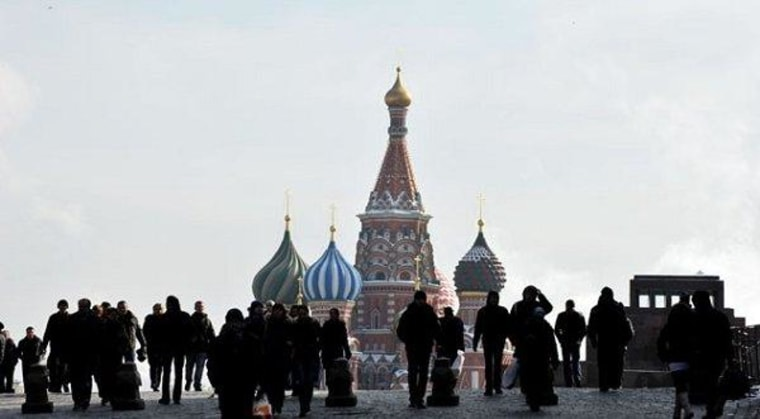The right discovers its love of Russia