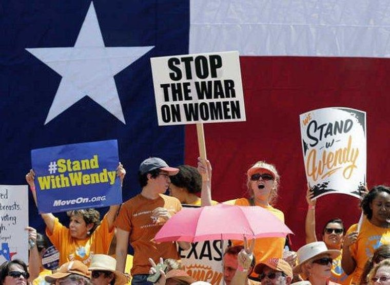 A tale of two parties in Texas