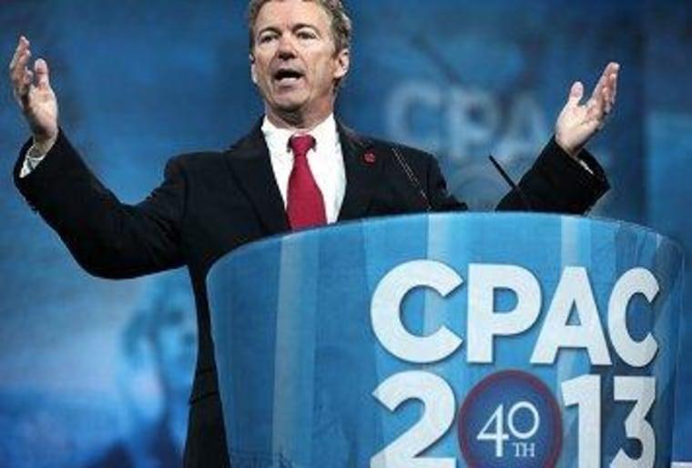 Rand Paul walks back talk of cross-species marriage