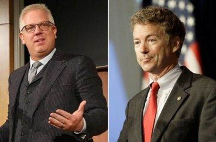 Post-DOMA, Rand Paul fears humans marrying non-humans