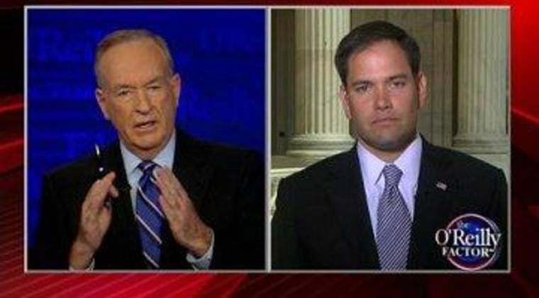 O'Reilly throws his support behind immigration bill