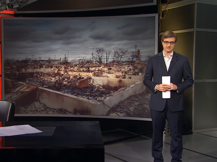 Up host Chris Hayes delivers his Story of the Week on what America must do to prepare for future natural disasters.