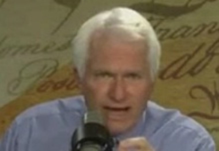 Bryan Fischer, the spokesman for the conservative organization, American Family Association