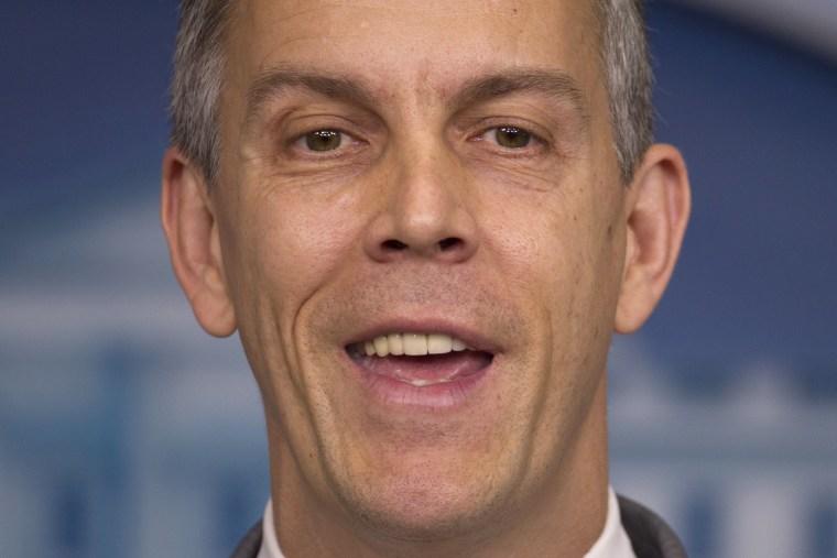Education Secretary Arne Duncan. (AP Photo/Carolyn Kaster)