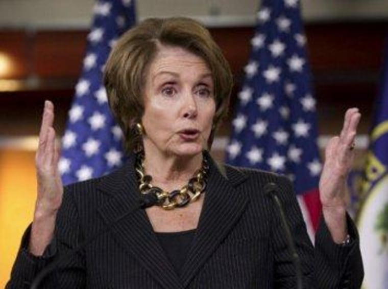 Pelosi eyes House solution for immigration