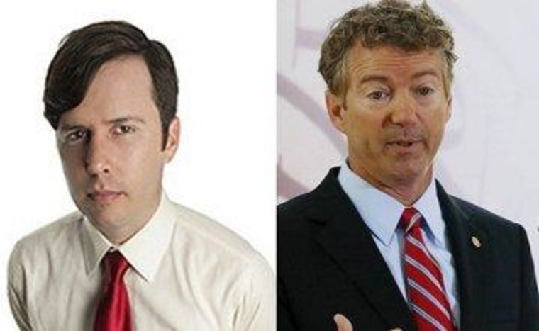 Rand Paul's 'Southern Avenger' departs Capitol Hill