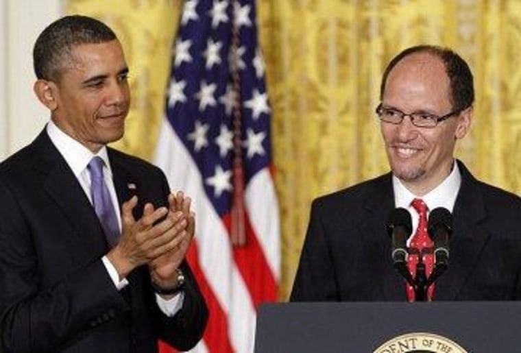 The historical oddity of Thomas Perez's confirmation
