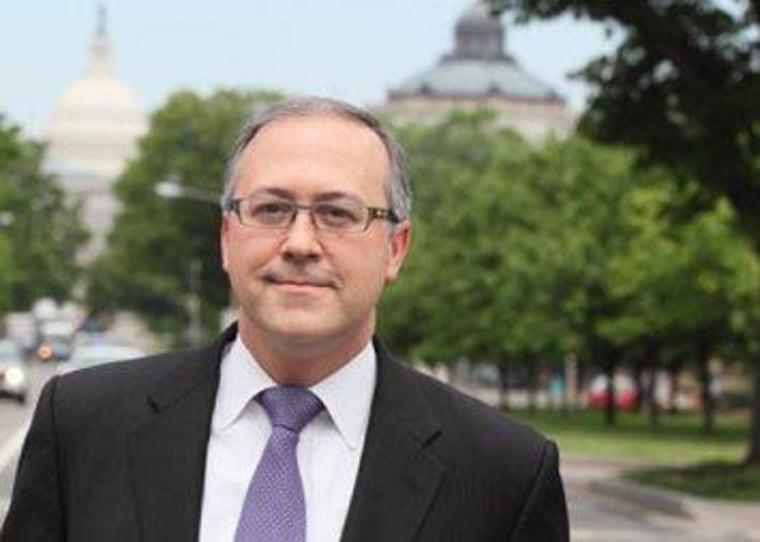 U.S. Senate candidate David Young (R) of Iowa