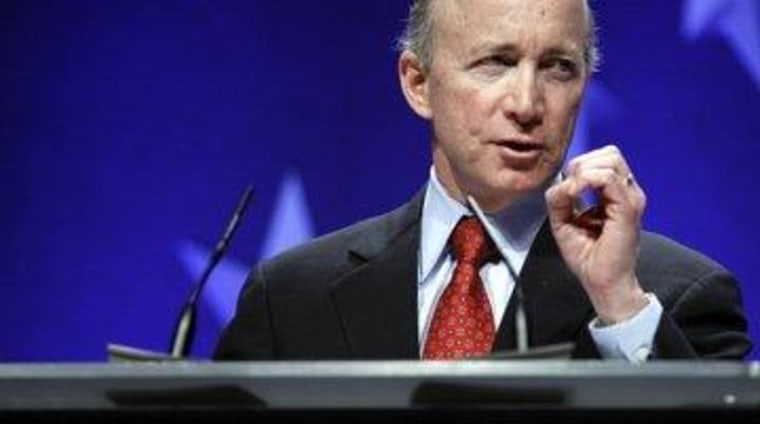 A people's history of Mitch Daniels