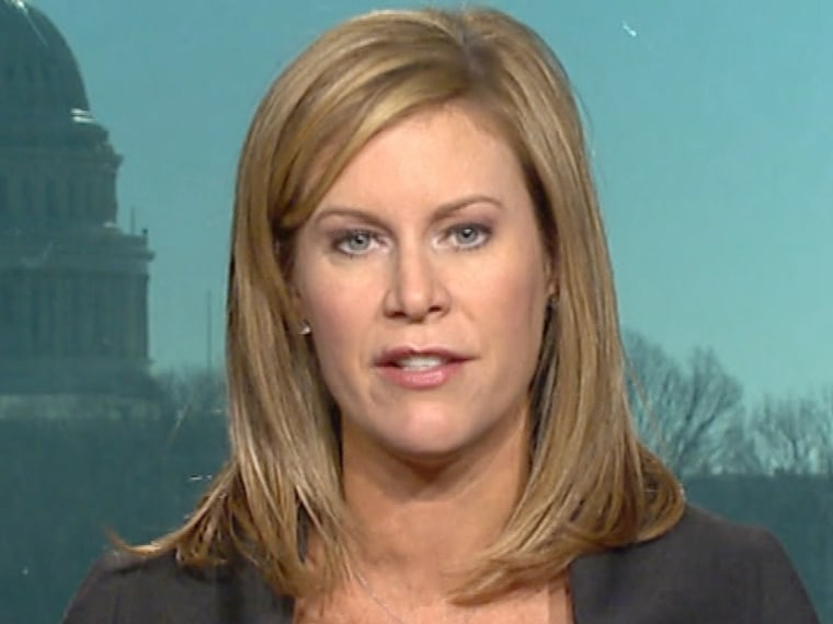 (Former deputy communications director for President Obama's re-election campaign, Stephanie Cutter on msnbc)