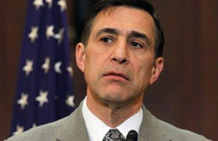 Issa seeks new angle on discredited IRS controversy