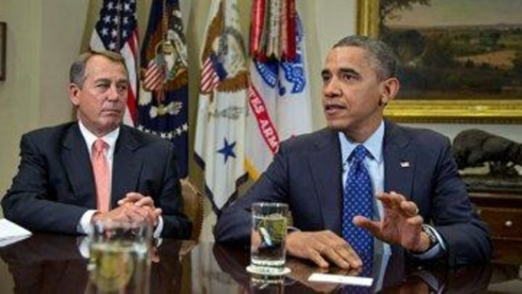 Obama offers another bargain for House GOP to refuse