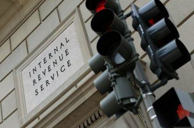 Efforts to revive IRS story keep popping up, failing