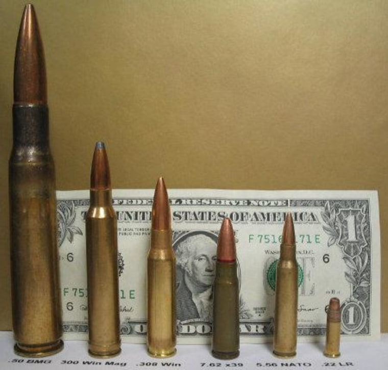 The .50 caliber question