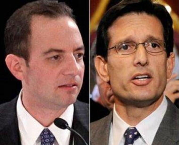 GOP leaders fight amongst themselves over shutdown scheme