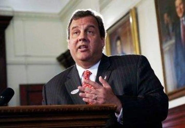 Christie signs new gun bills into law in New Jersey