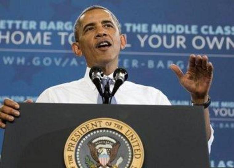 President Obama in Arizona yesterday